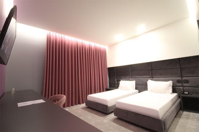 Hotel ALBES fier