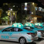 Taxi fier